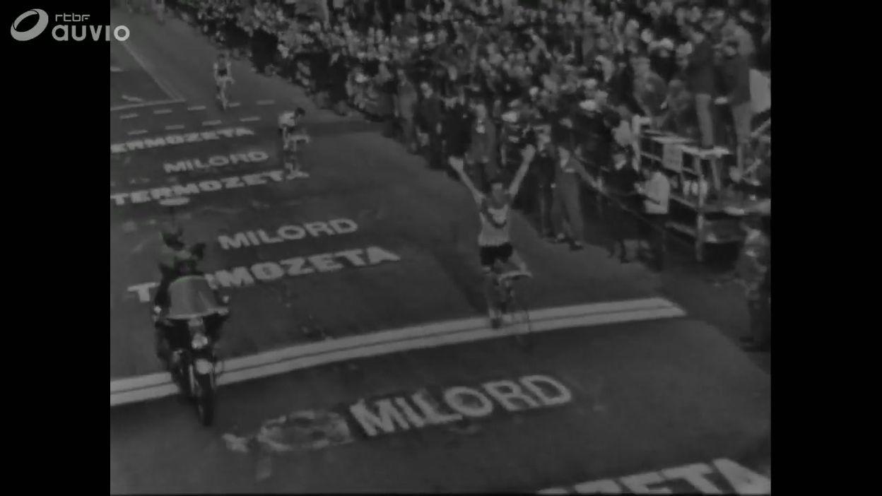 Milan - San Remo 1973: Victoire de Roger De Vlaeminck