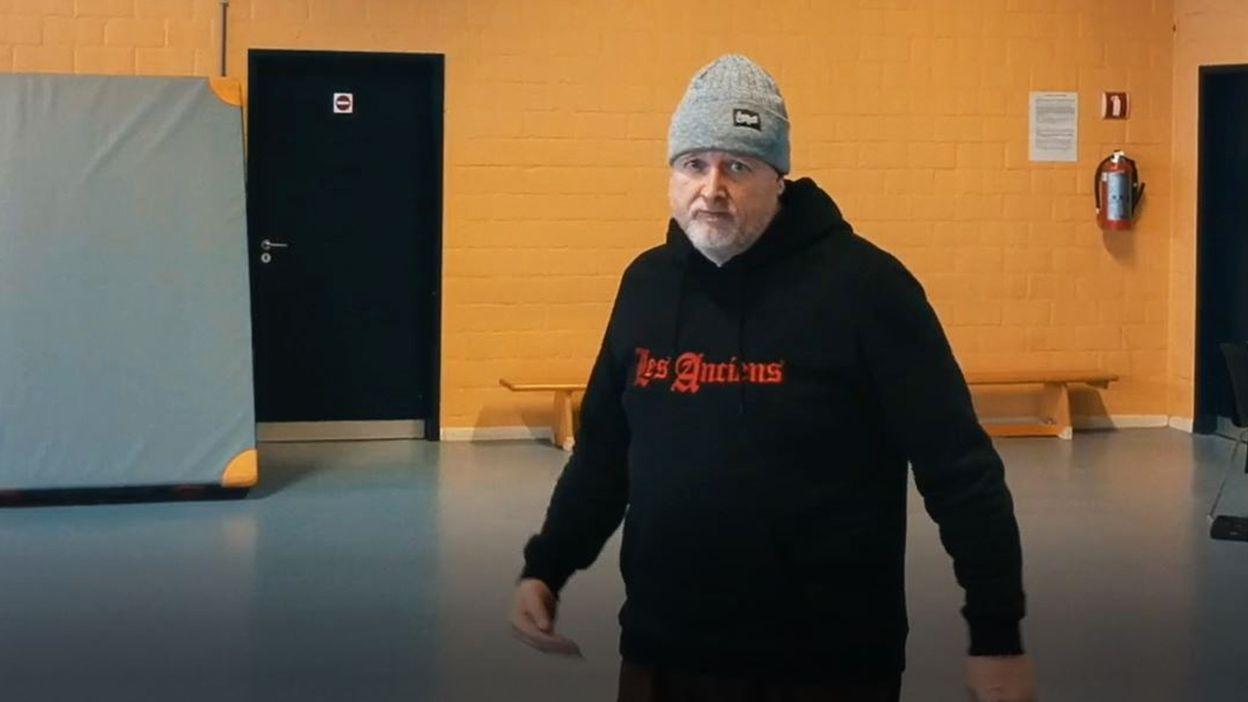 Steps / Gerrit, un des premiers Bboy de Belgique