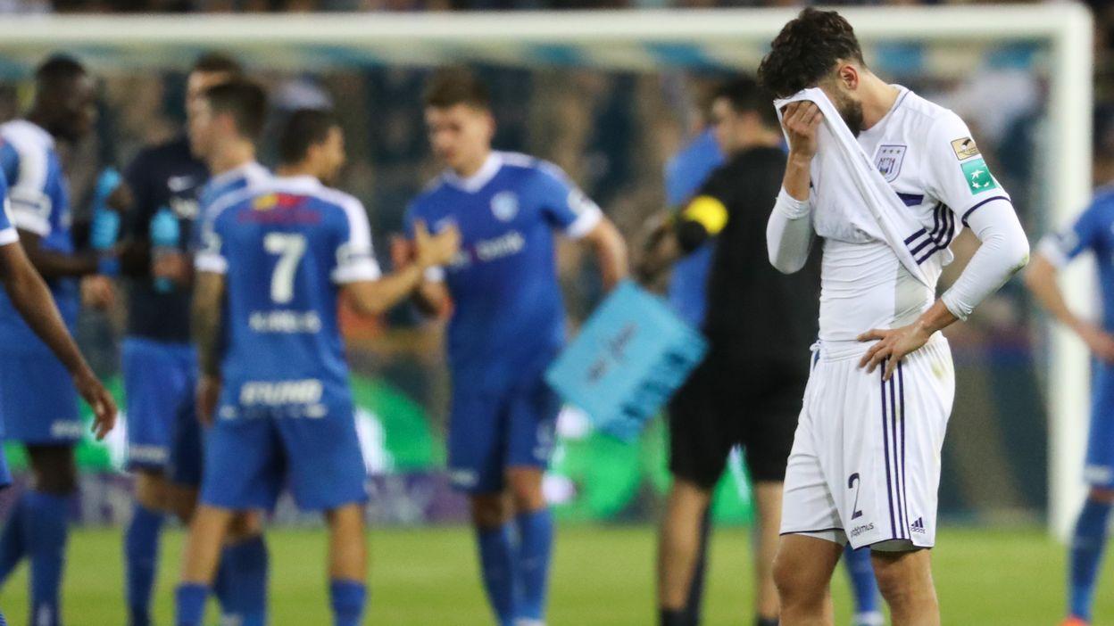Genk-Anderlecht : Le résumé