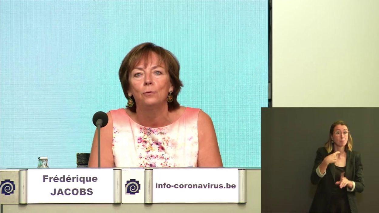 Coronavirus en Belgique : le point sur les deux types de testing