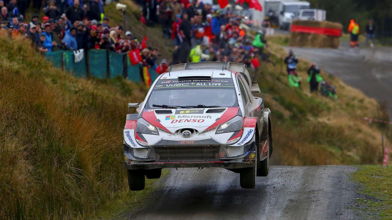 WRC - Rallye de Grande-Bretagne