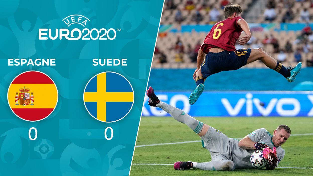 Espagne - Suède : Le Résumé du match