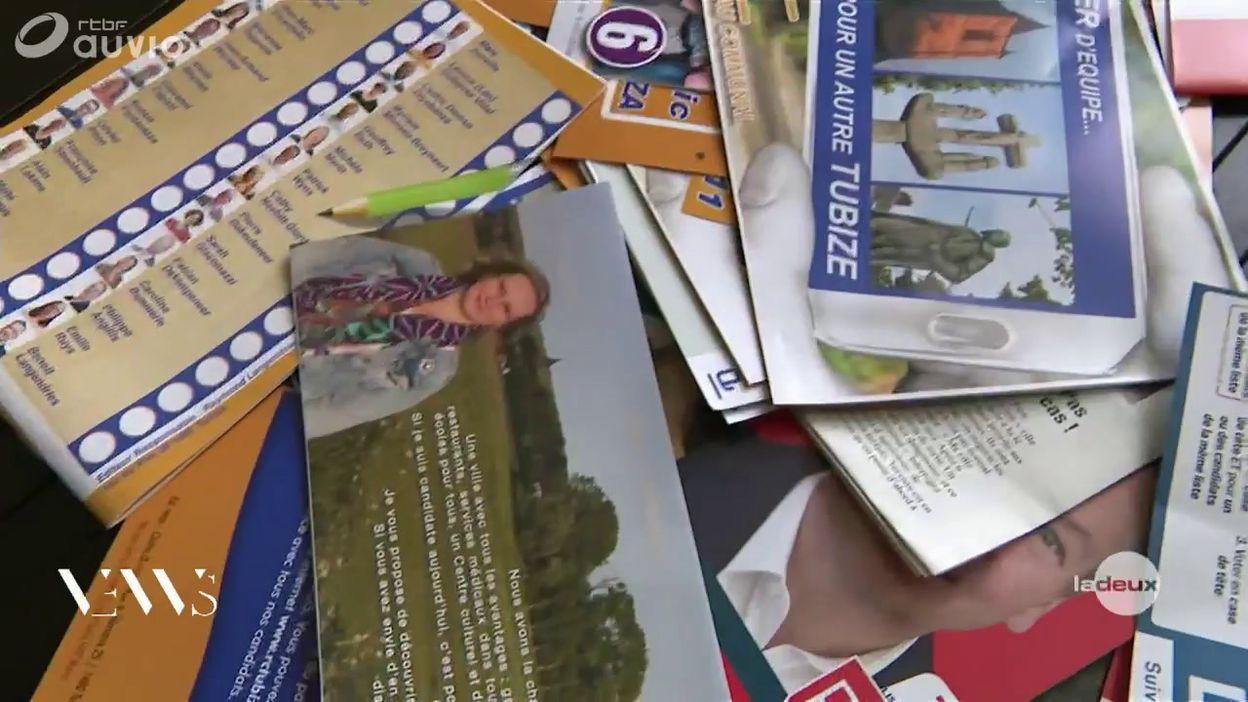 VEWS - Tracts électoraux