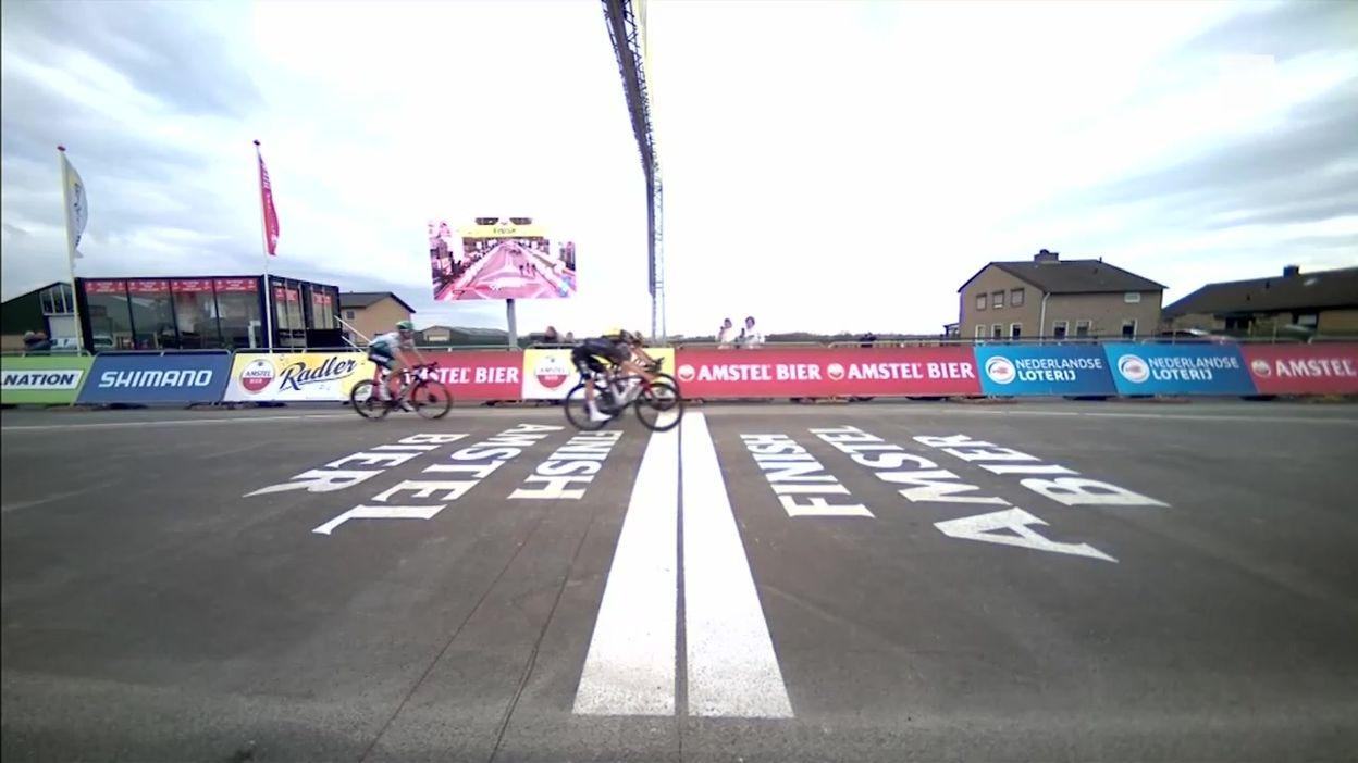 Amstel Gold Race 2021 : Victoire de Wout van Aert !