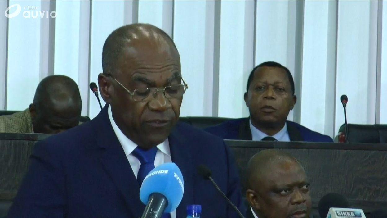 Ministre congolais des Affaires étrangères demande l'expulsion de l'ambassadeur de l'UE Bart Ouvry