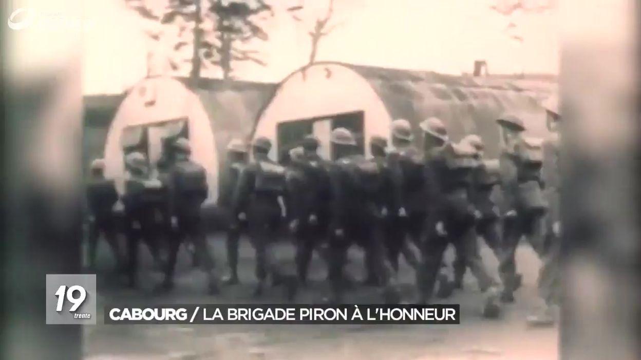 Cabourg : la Brigade Piron à l'honneur