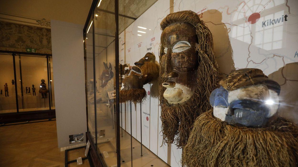 Julien Volper, ethnologue au Musée de Tervuren