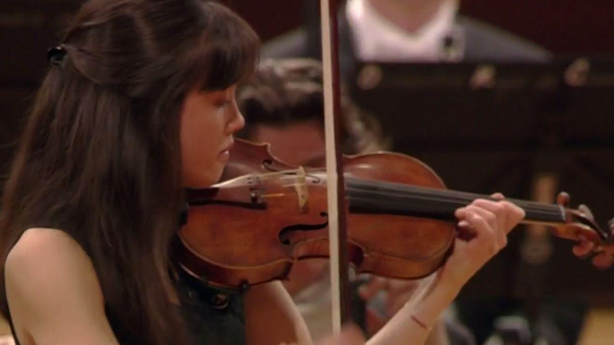 Queen Elisabeth – Sylvia Huang - Mozart Concerto n.1