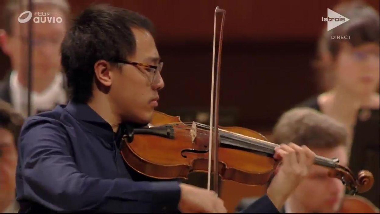 Queen Elisabeth - Max Tan - Mozart, concerto n.4