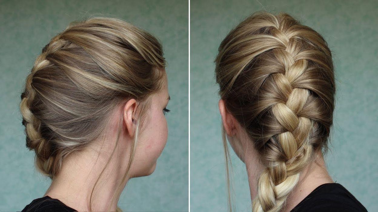 tendance coiffure : la tresse