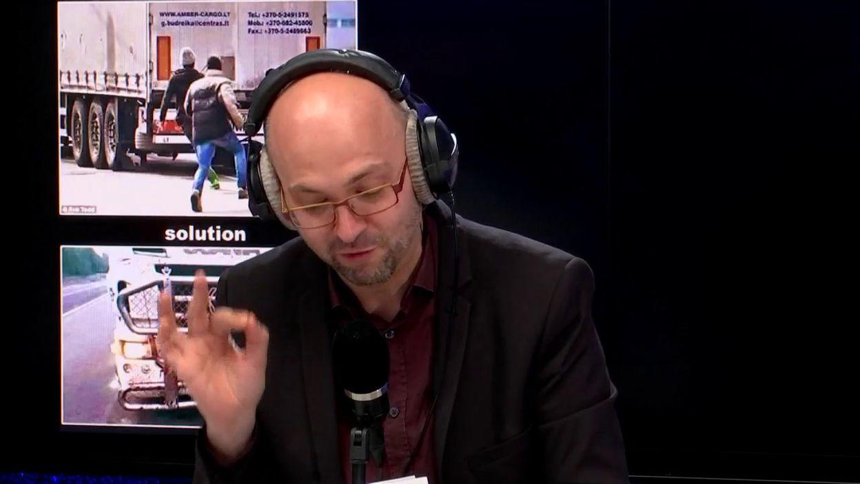 Christophe Bourdon - Ce candidat aux communales à Andenne qui a partagé une image anti-migrants sur sa page facebook