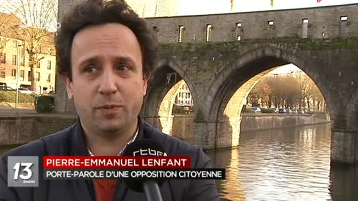 Tournai: le nouveau projet du Pont des Trous divise la population