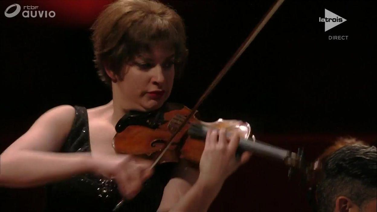 Queen Elisabeth - Ioana Cristina Goicea - Récital