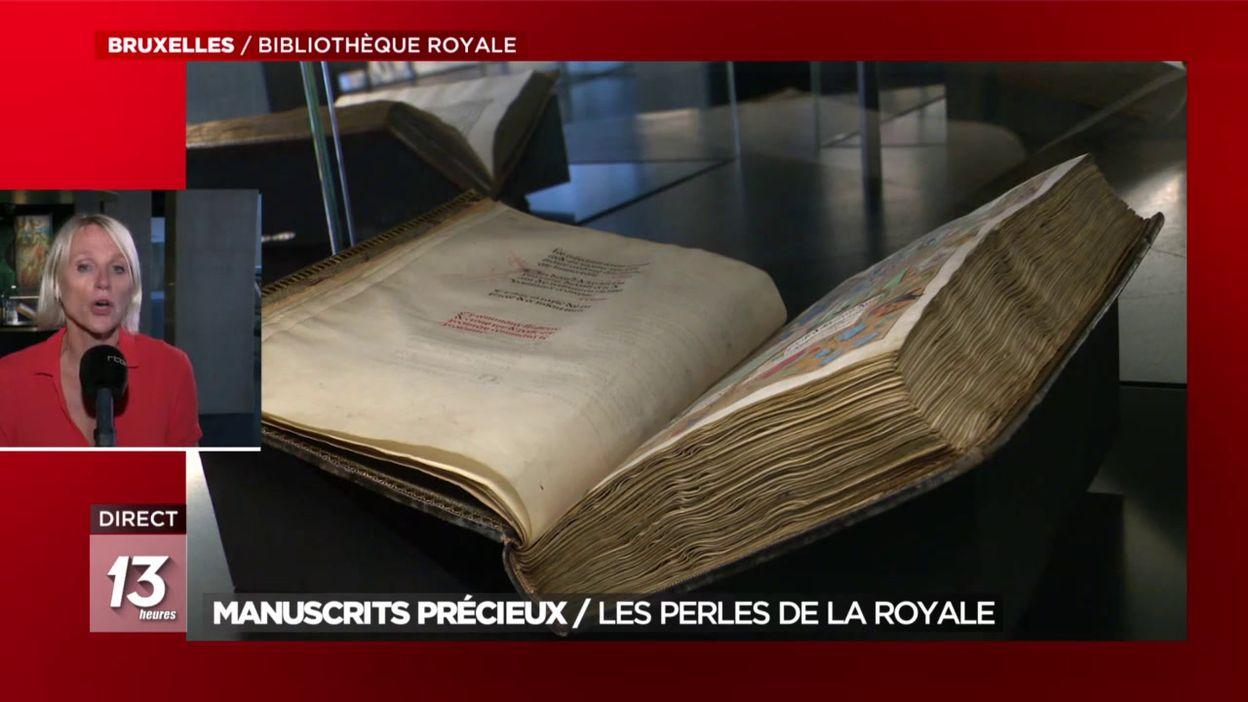 Manuscrits précieux : Les perles de la Royale