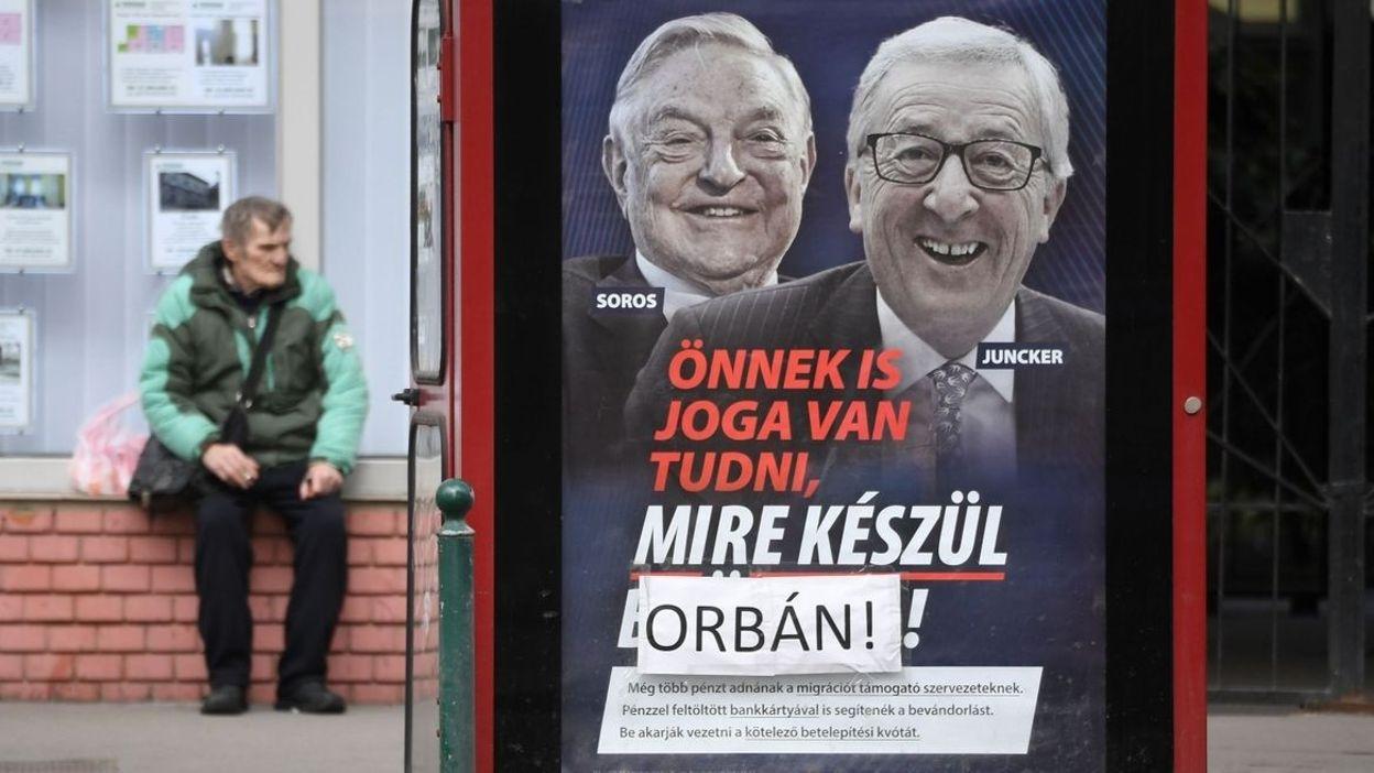 Viktor Orban se prépare à une sortie éventuelle du PPE