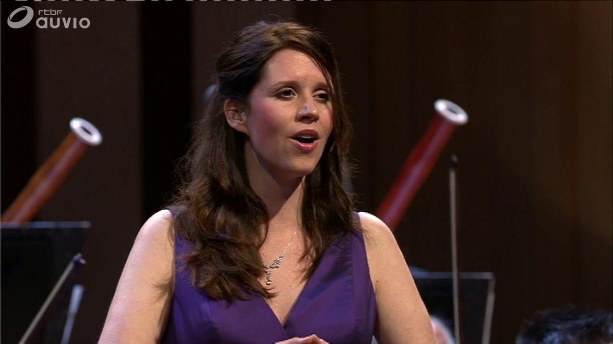 Queen Elisabeth 2014 - chant - Daniela Gerstenmeyer - Finale