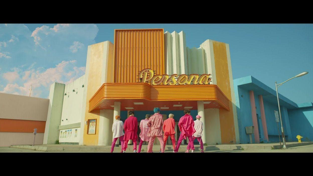 BTS (방탄소년단) '작은 것들을 위한 시 (Boy With Luv) feat. Halsey' Official MV