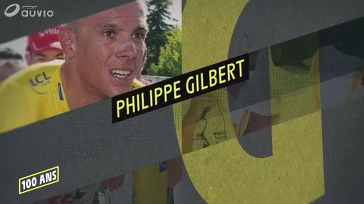 Un jour, un maillot jaune : Philippe Gilbert en spécialiste des Classiques
