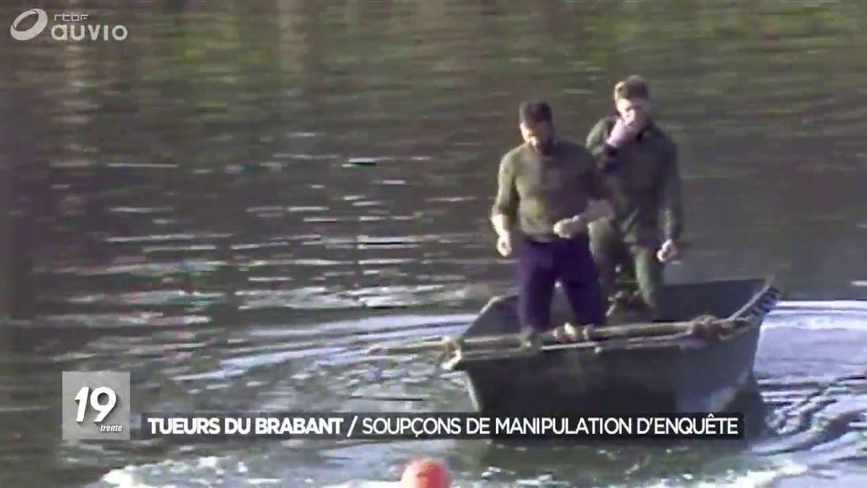 Un ancien enquêteur des tueurs du Brabant arrêté confirme le parquet fédéral