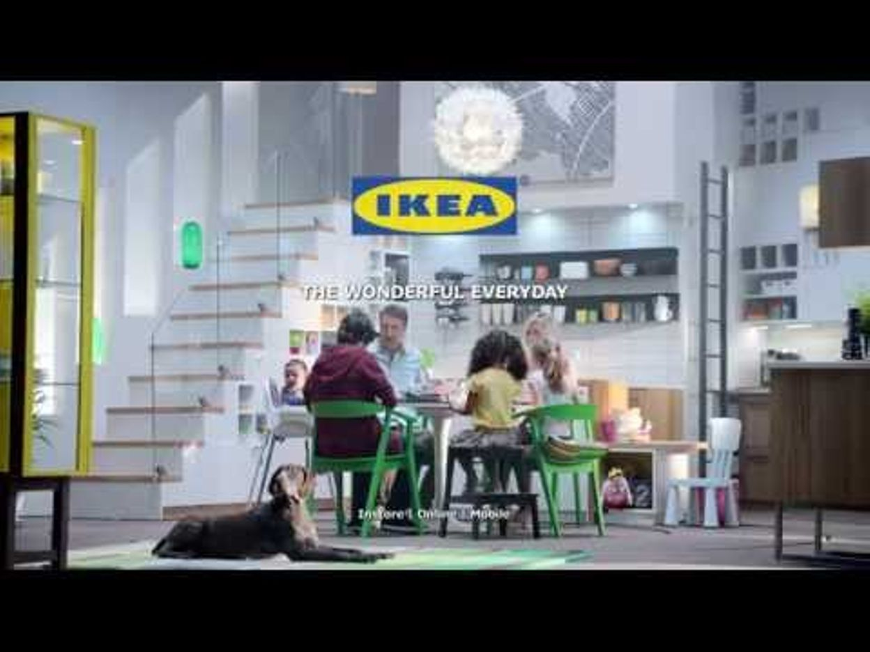 IKEA METOD KITCHEN TV AD - 18/04/2014