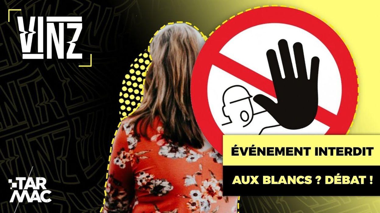 VINZ LE REPLAY • ÉVÉNEMENT INTERDIT AUX BLANCS / analyse & débat. #IZINEWS