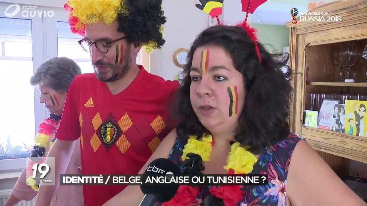 Belgique - Tunisie : le match dans un famille belgo-anglo-tunisienne