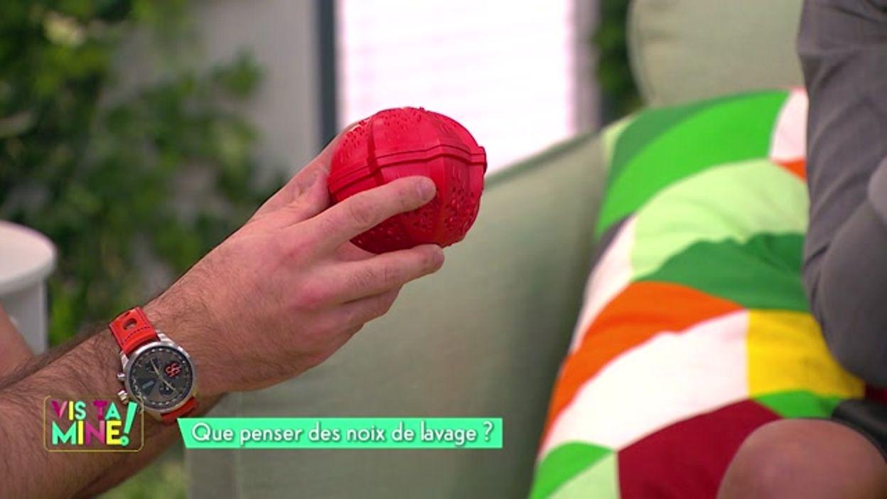 Noix de lavage vs boules de lavage