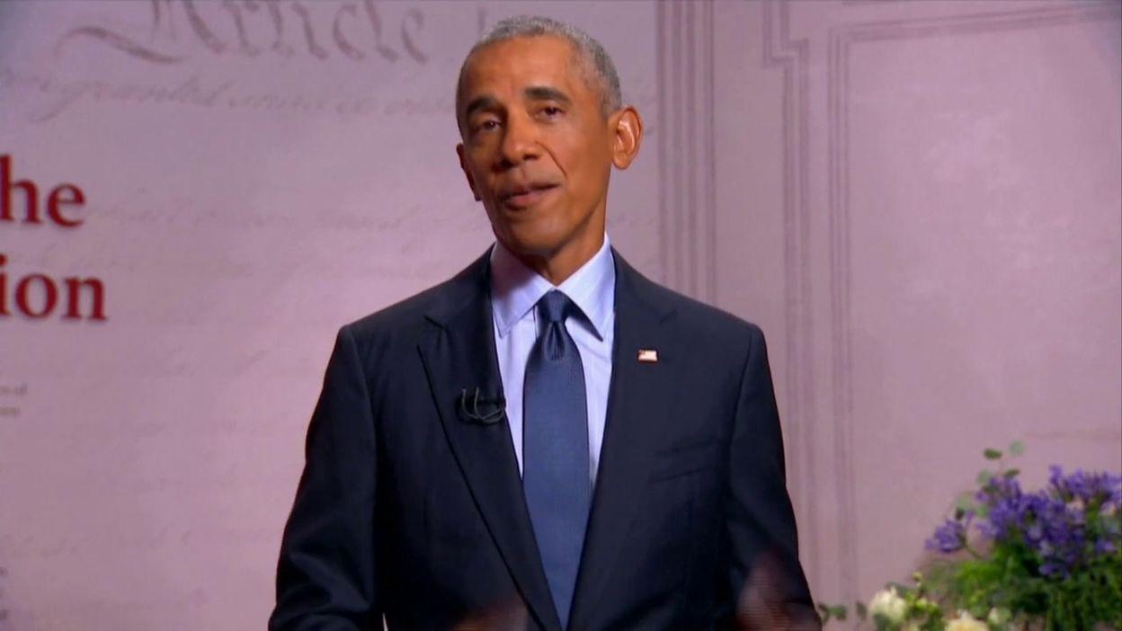 Barack Obama tacle Donald Trump à la Convention démocrate, le 19 août 2020 (extraits - anglais)