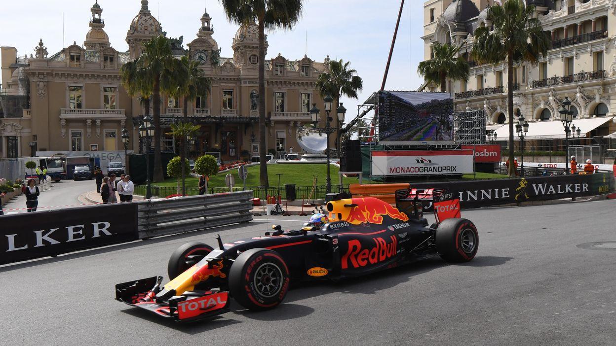GP Monaco 2016 : Daniel Ricciardo