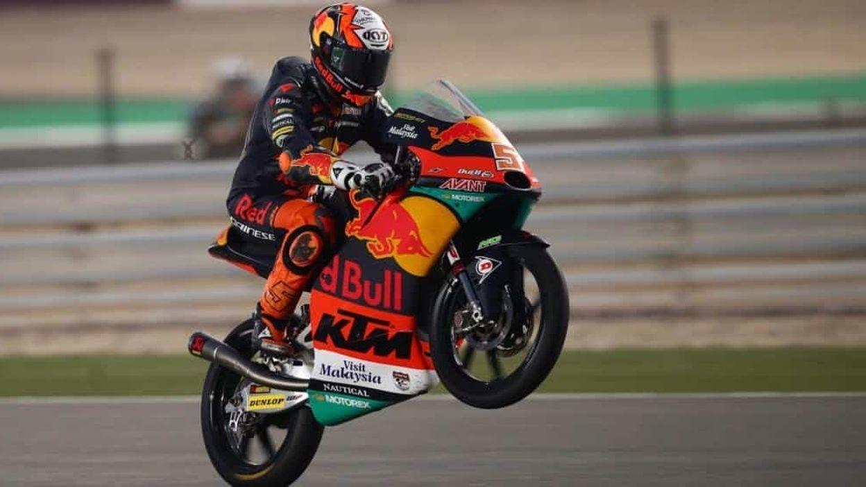 Moto 3 - GP Qatar 2021 : Victoire de Jaume Masia