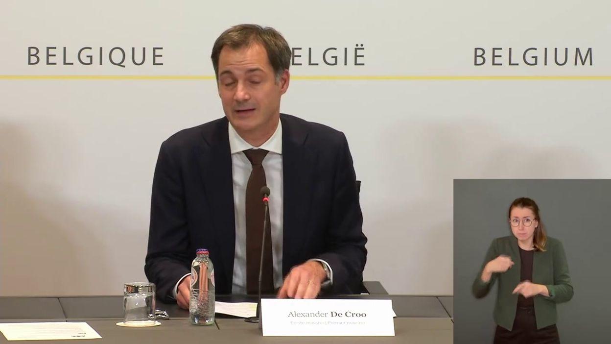 Coronavirus en Belgique : la situation est critique