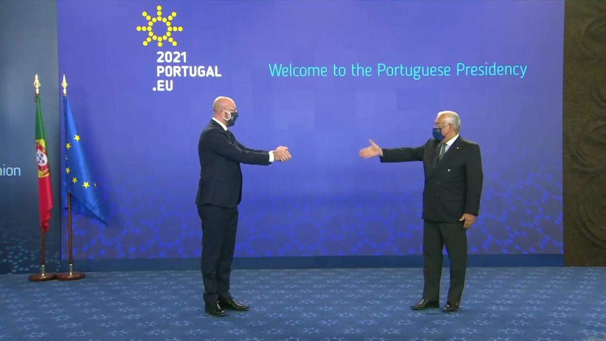 Le Portugal prend la présidence de l'Union européenne pendant 6 mois