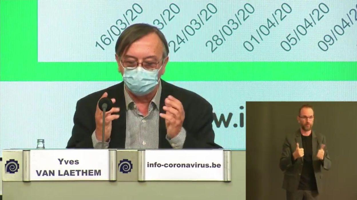 Point presse Coronavirus 04/05: le masque, mode d'emploi
