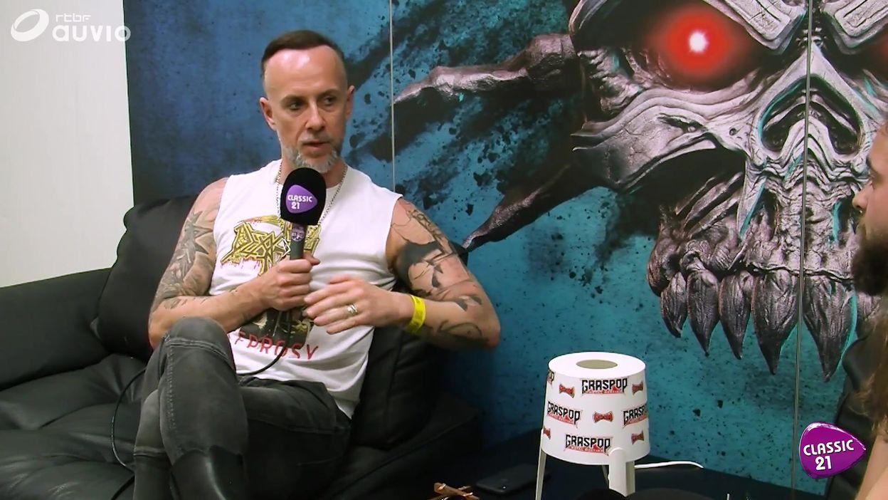 Nergal de Behemoth en interview