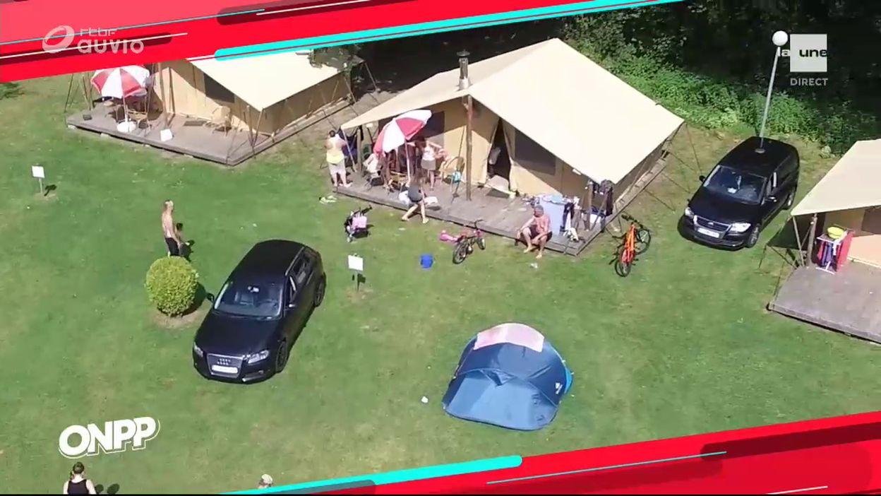 Les campings wallons sont-ils assaillis ?
