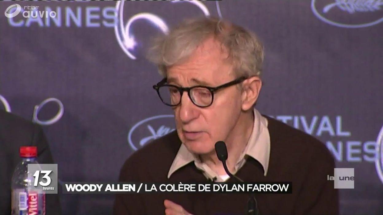 Témoignage virulent de la fille adoptive de Woody Allen