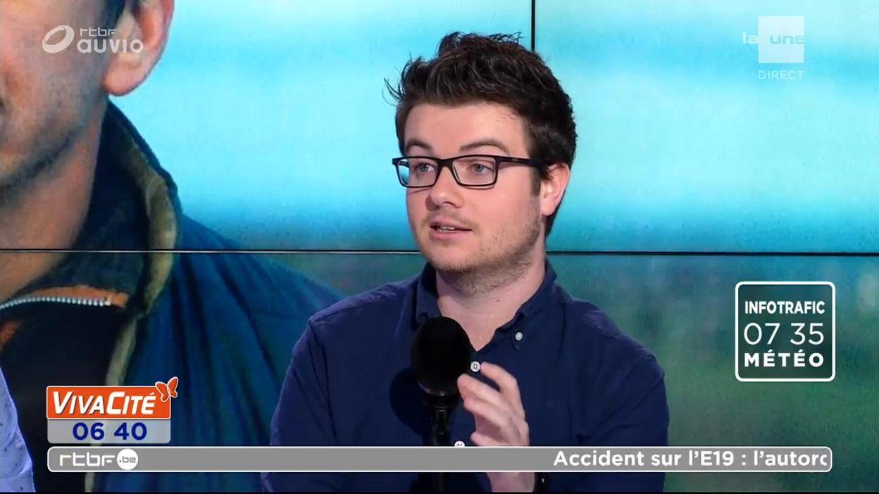 Guillaume Canet en interview dans le 6/8