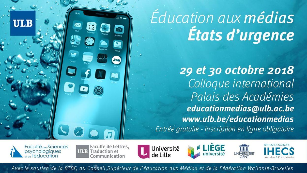 Jacques GONNET- Etendu de l'Education aux Médias