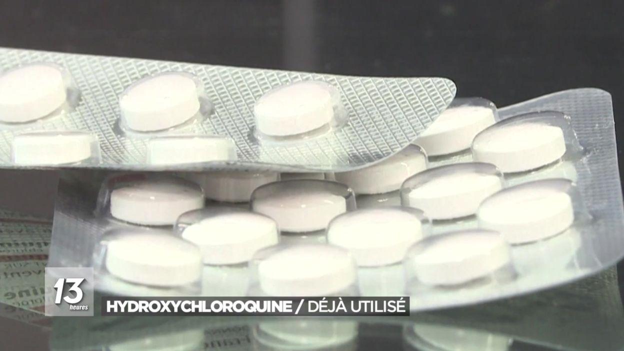 Coronavirus : la chloroquine comme remède utilisé dans les hôpitaux