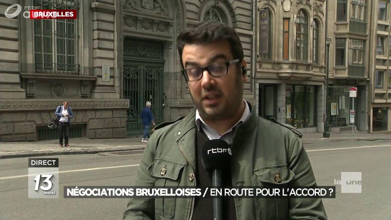 Négociations bruxelloises