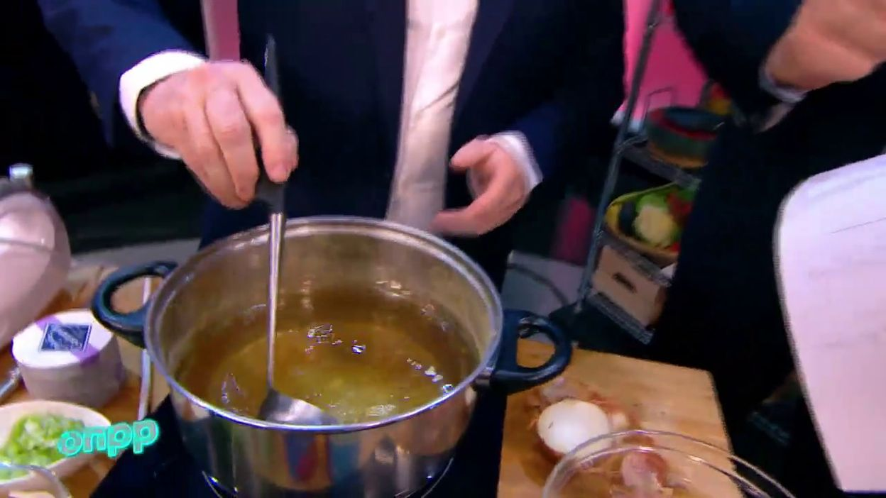 La vraie soupe de tomate