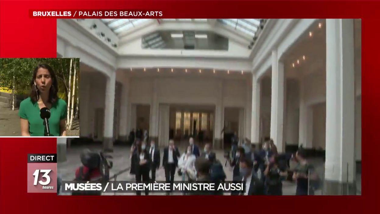 Musées : La première ministre aussi
