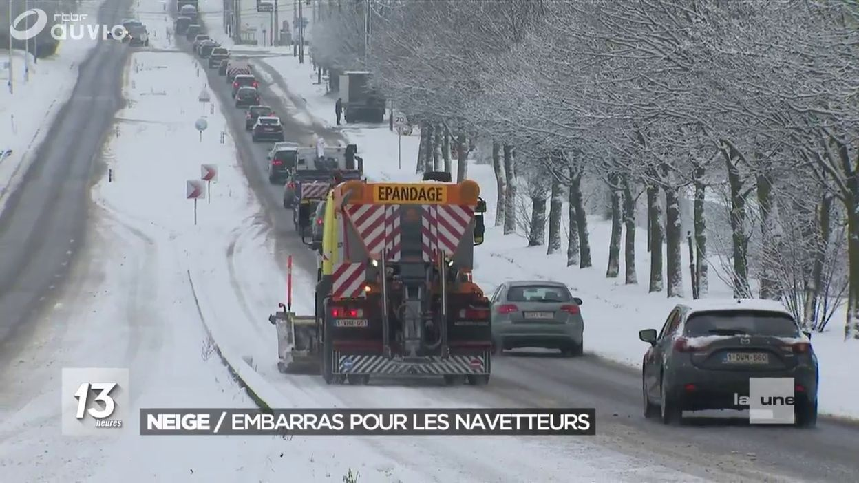Neige : conditions de circulation sur nos routes