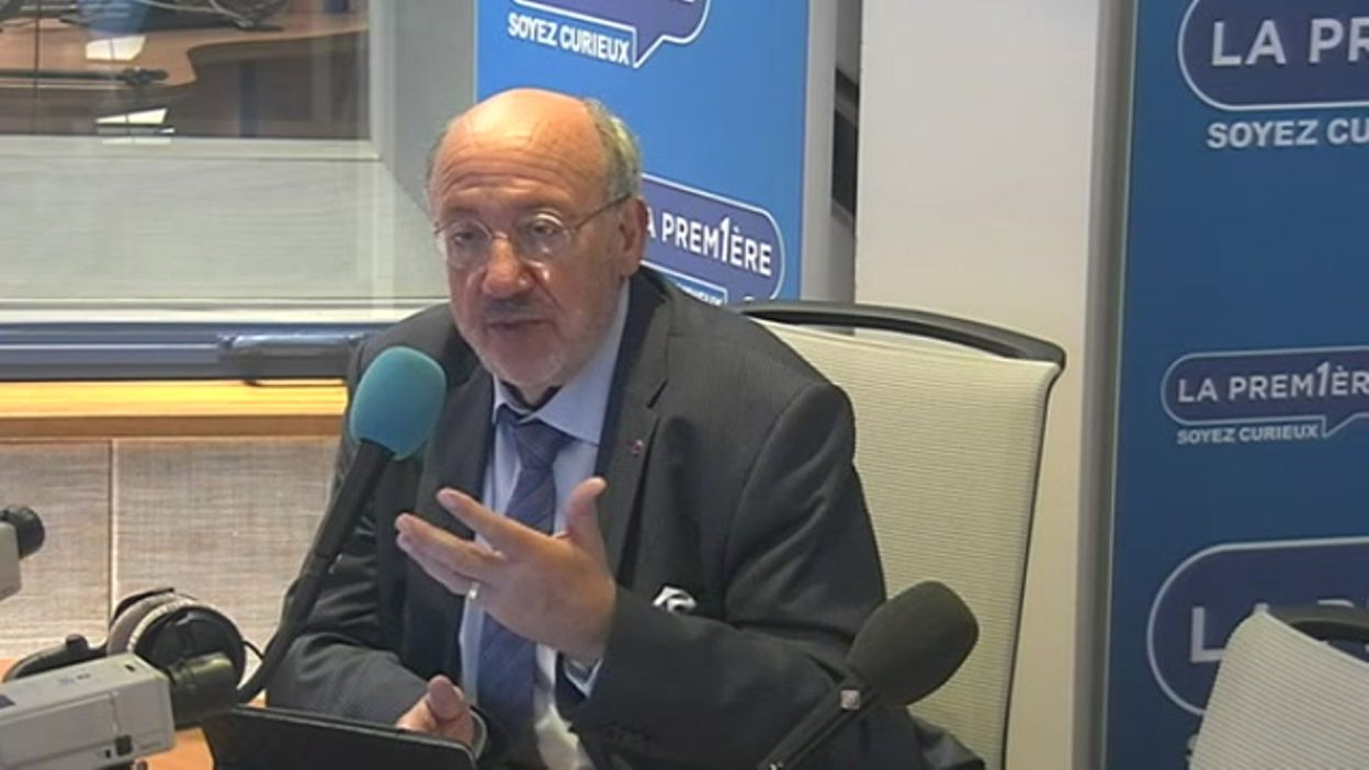 L'acteur en direct: Louis Michel