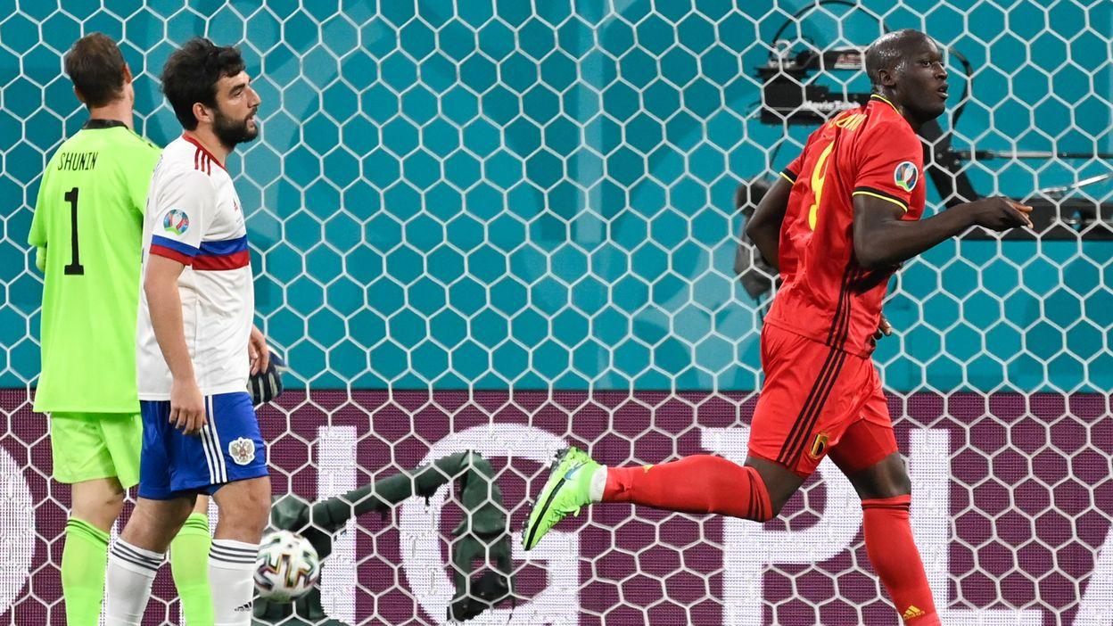1-0 : But de Romelu Lukaku