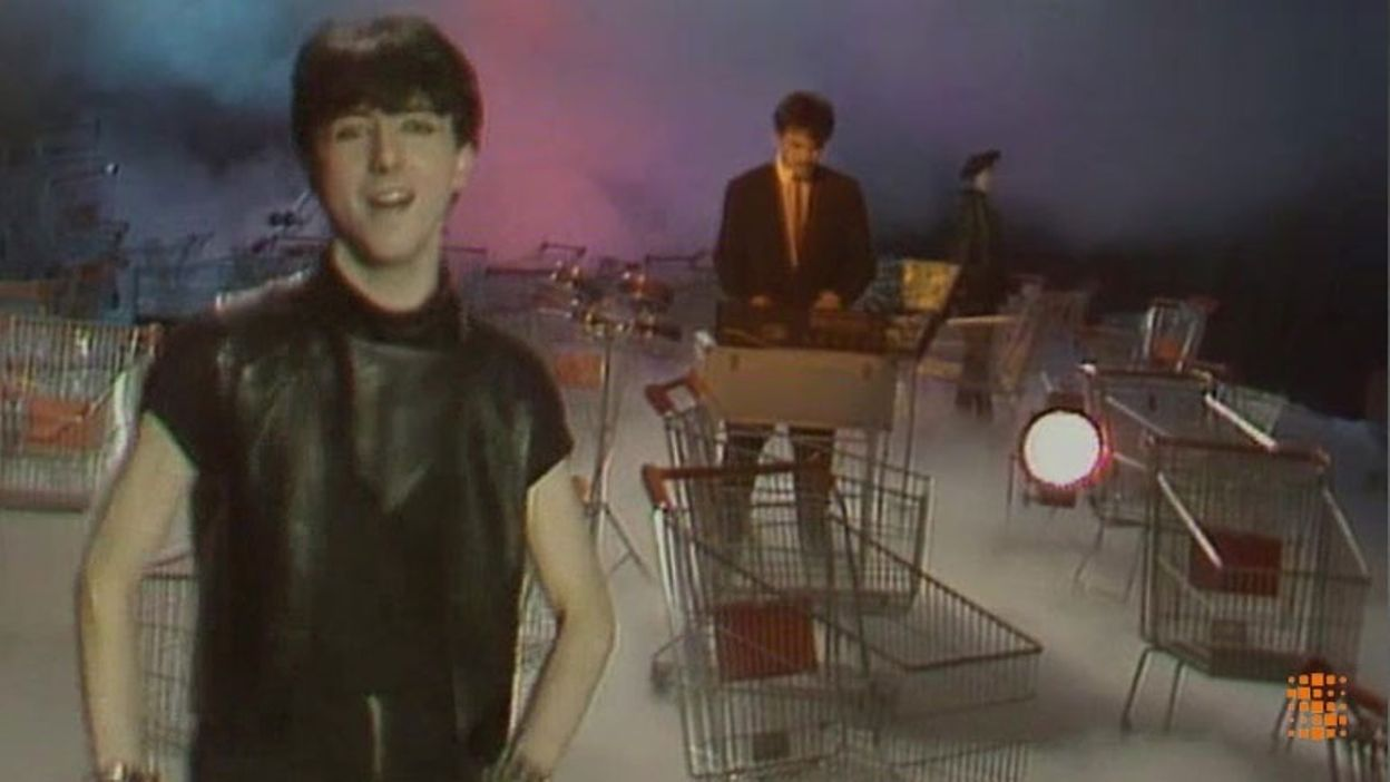 Soft Cell,