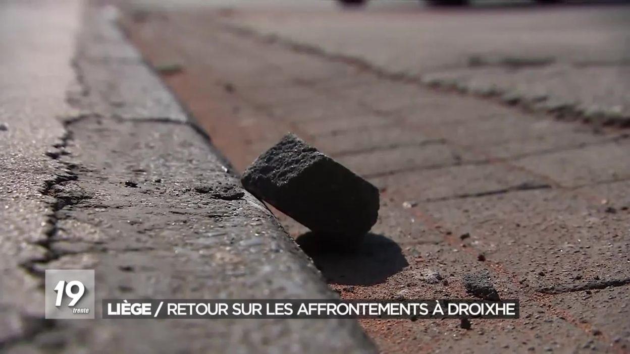 Liège : retour sur les affrontements à Droixhe
