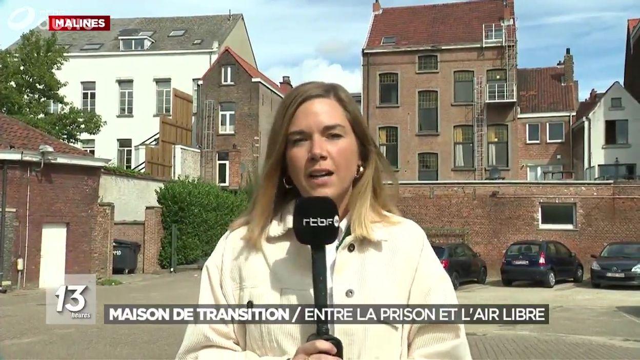 Maison de transition : entre la prison et l'air libre