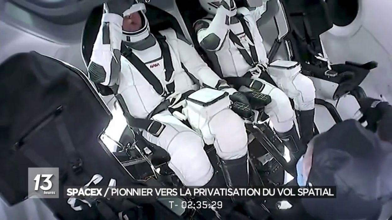SpaceX : pionnier vers la privatisation du vol spatial