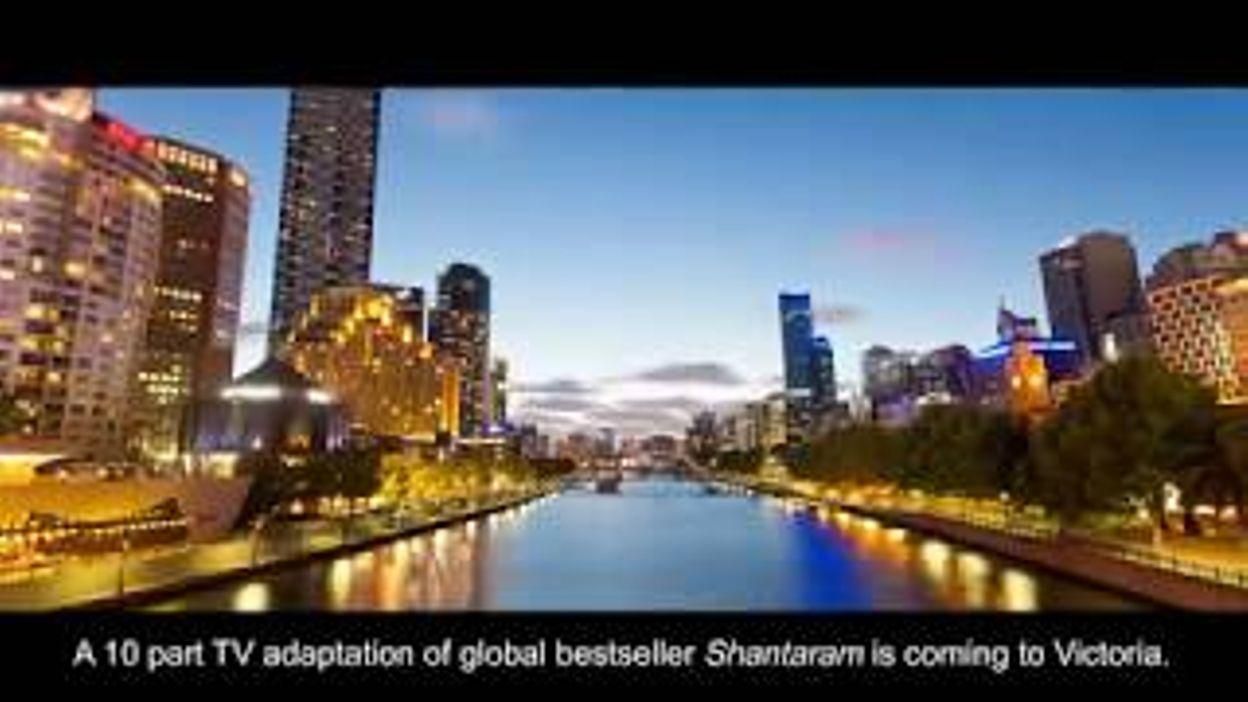Shantaram announcement